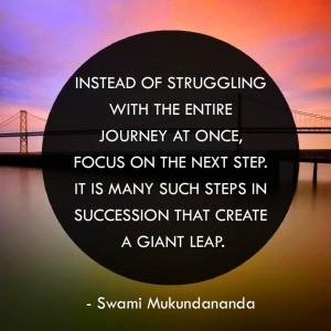 Swami Mukundananda - Quotation-14