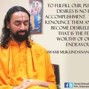 Swami Mukundananda - Quotation-25