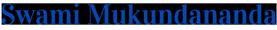 Swami Mukundananda – Preacher | Philosopher | Guide Logo